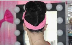 Hair Tutorial: 5 Minute Top Knot French Twist (No Heat) | Pursebuzz – June 22 20…