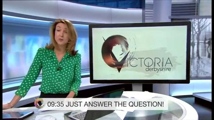 Victoria Derbyshire Live: 7th April 2015