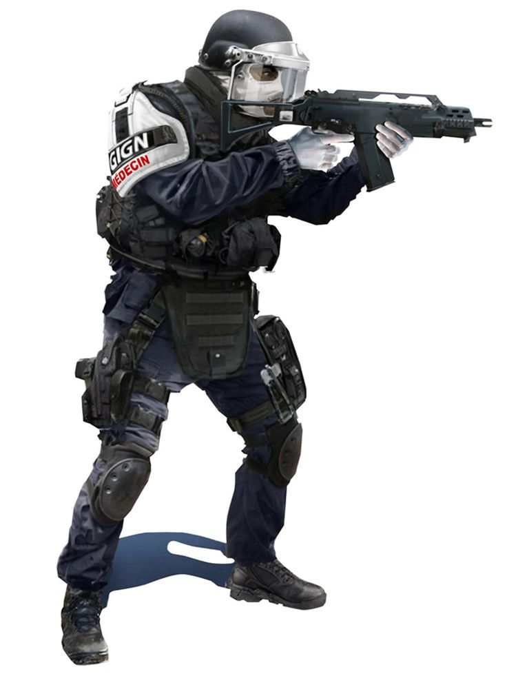 Tom Clancy's Rainbow Six Siege - Doc Concept
