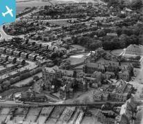 The Royal Albert Edward Infirmary, Wigan, 1938