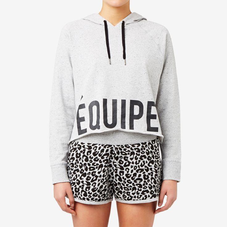 Shop now: Equipe Hoodie. #seedheritage #seedsport #sport #woman
