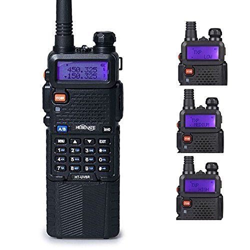 HESENATE HT-UV8R Plus High Power 8-Watt w/ 3800mAh Large Battery Two-way Radio Dual Band (2M/70CM) Tri-Power Handheld Transceiver Portable Walkie Talkies Long Range HAM Radio   https://huntinggearsuperstore.com/product/hesenate-ht-uv8r-plus-high-power-8-watt-w-3800mah-large-battery-two-way-radio-dual-band-2m70cm-tri-power-handheld-transceiver-portable-walkie-talkies-long-range-ham-radio/