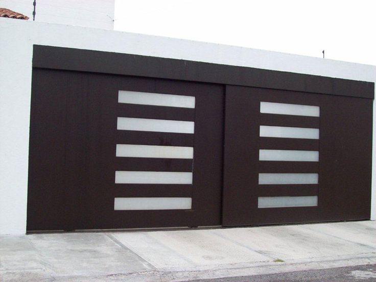 Best 25 portones de garage ideas on pinterest porton for Puertas para garage