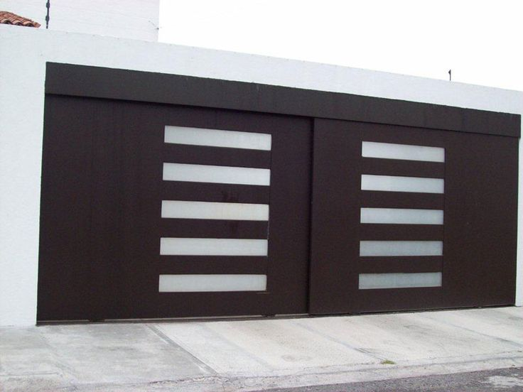 78 best ideas sobre portones de garage en pinterest for Modelos de portones metalicos