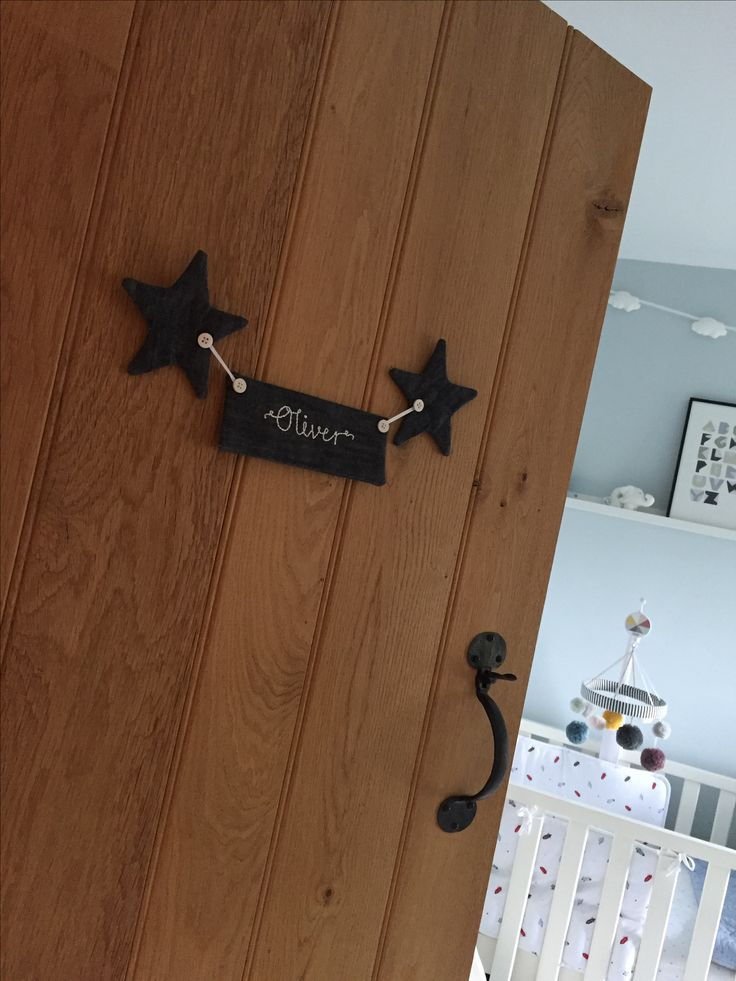 Just waiting for our bundle of joy to arrive. Winnie & Bob gorgeous door bunting finishes the nursery off just perfect