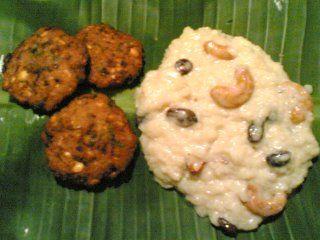 Paramannam-Sweet Rice Pudding ( Naivedyam ) - Indian Food Recipes |