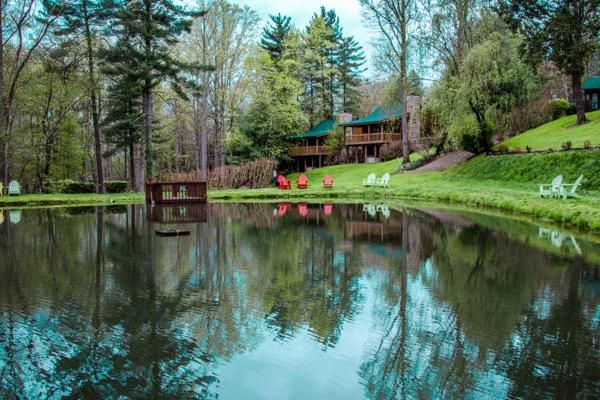 Cabins of Willow Winds in Asheville, NC