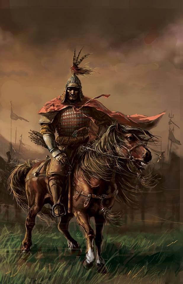 Kür Şad Ölmüş, fakat attan düşmemişti. Ölmüş, fakat yenilmemişti…!
