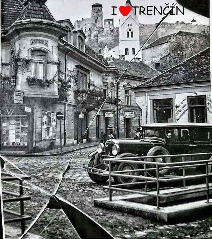 Old Trenčín