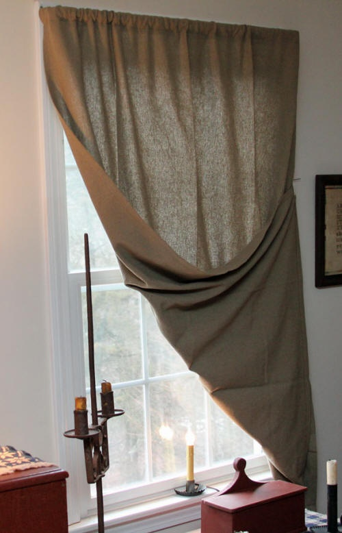 Lovely Window Curtain Designs Photo Gallery