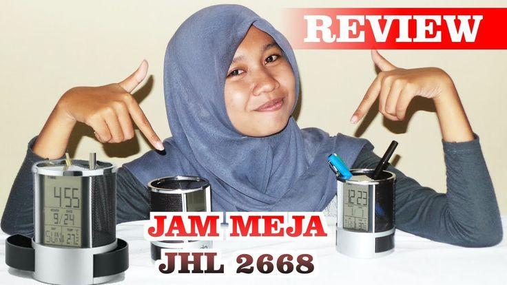 Review Jam Meja Unik dengan fitur melimpah tipe jhl2668