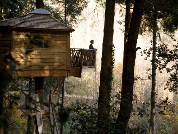 Tree House - Fancy that view! Cabanesalsarbres-cabana-600x450.jpg 600×450 pixel
