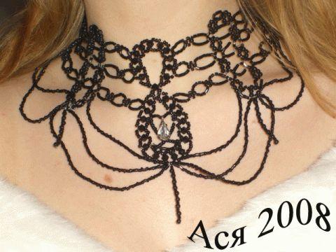 Ожерелье - Рождественский бал…