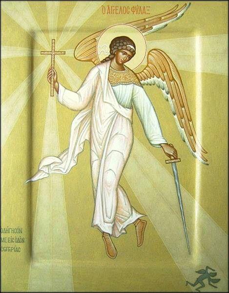 Анђео Господњи Probably Michael Archangel
