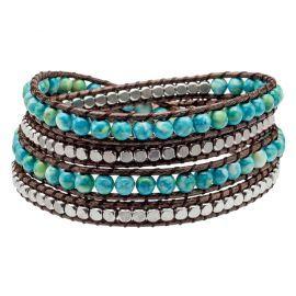Marlù: gioielli bracciali artigianali con perline |