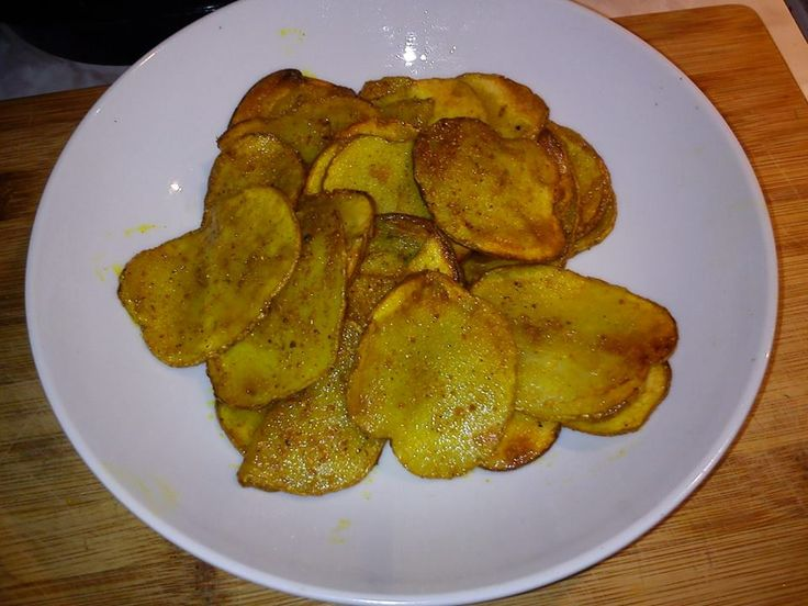 Curried Potato Cutlets