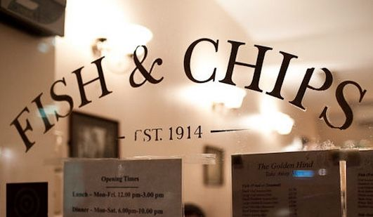 London's Best Fish And Chips | Londonist