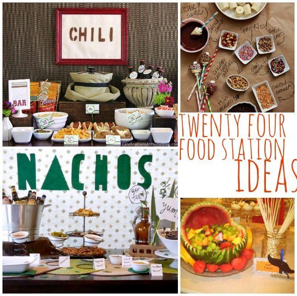 Wedding Reception Buffet Food Ideas: 68 Best Images About Wedding Buffet Menu Ideas On