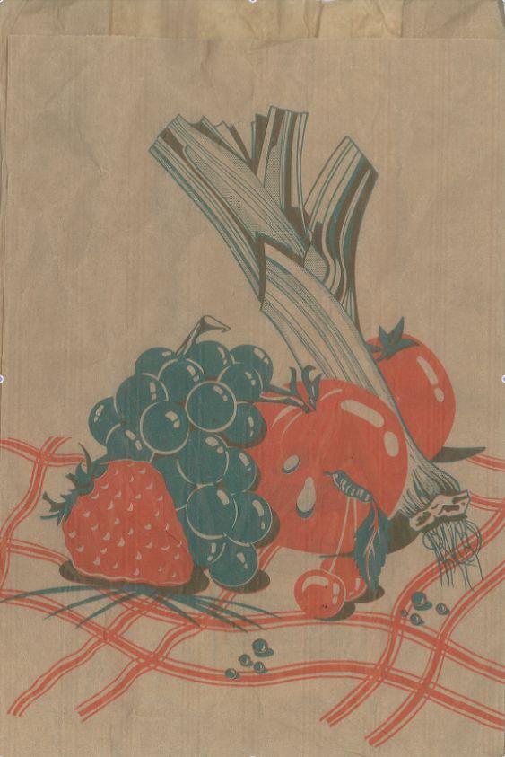 fruit paper bag