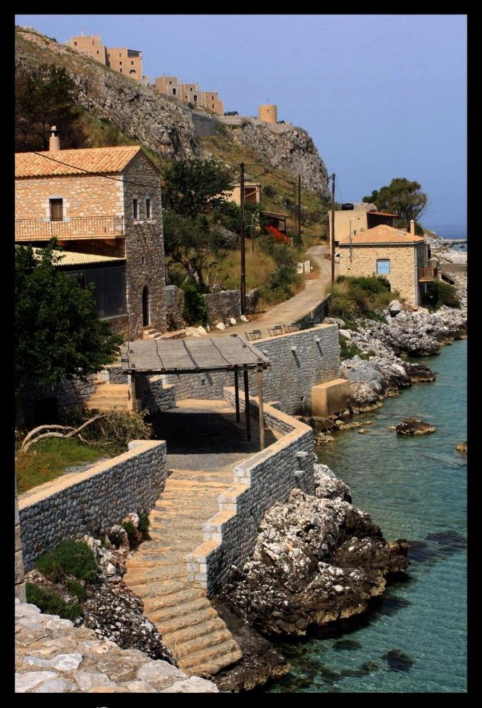 Mani Peloponnisos Hellas Greece