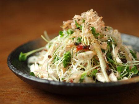 しっとり鶏ささみの薬味サラダ 、 しっとり鶏ささみ塩ゆでの作り方 魚料理と簡単レシピ