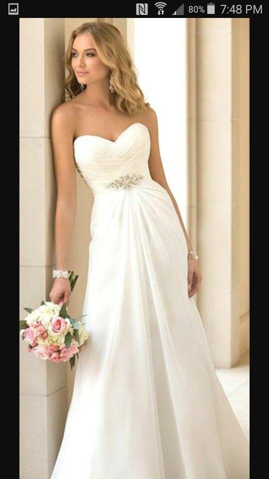 26 besten wedding dresses Bilder auf Pinterest | Hochzeitskleider ...