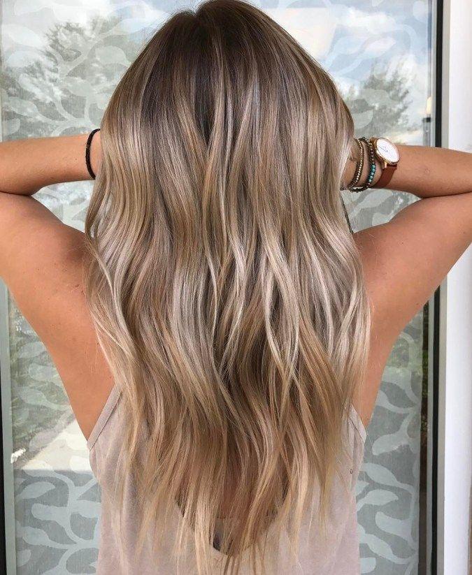 50 Top Haircuts For Long Thin Hair In 2020 Hair Adviser Long Thin Hair Brown Blonde Hair Light Hair Color
