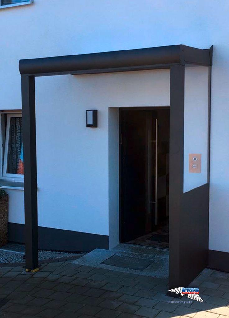64 besten alu haust r vordach rexovita kundenbilder. Black Bedroom Furniture Sets. Home Design Ideas