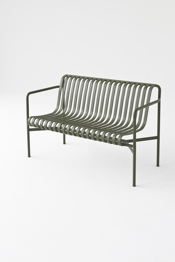 Palissade bench by Ronan & Erwan Bouroullec for HAY  #HAY #Bouroullec #bench