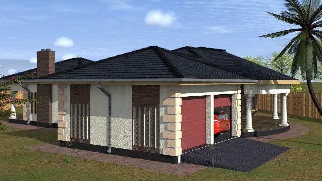 Modern Design House Plan Free House Plans Budget House Plans House Plans