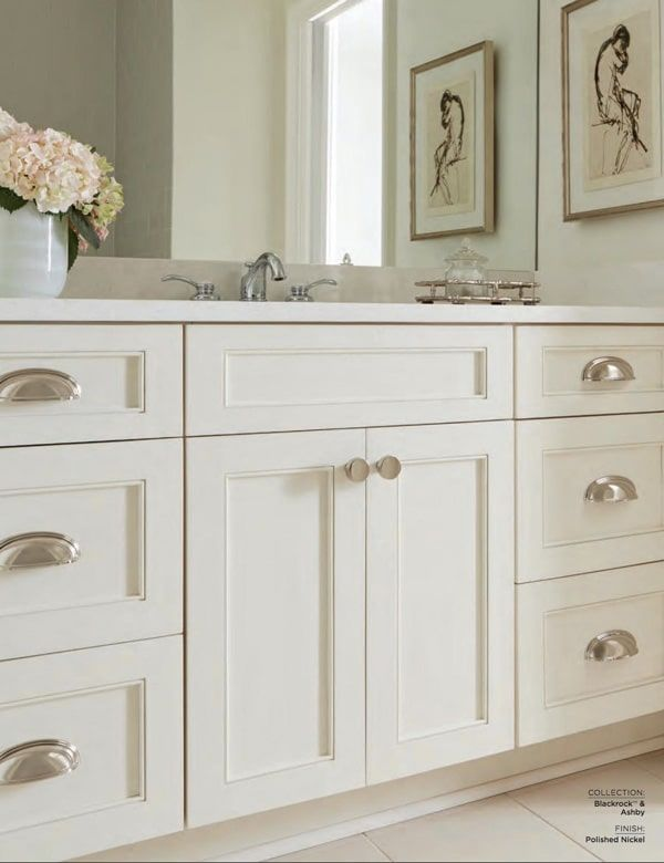 The Right Length Cabinet Pulls For, Bathroom Drawer Pulls