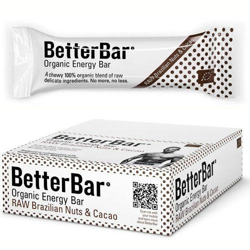 Köp 15 st BetterBar Brazilian från EcoProtein hos Ecoliving.se