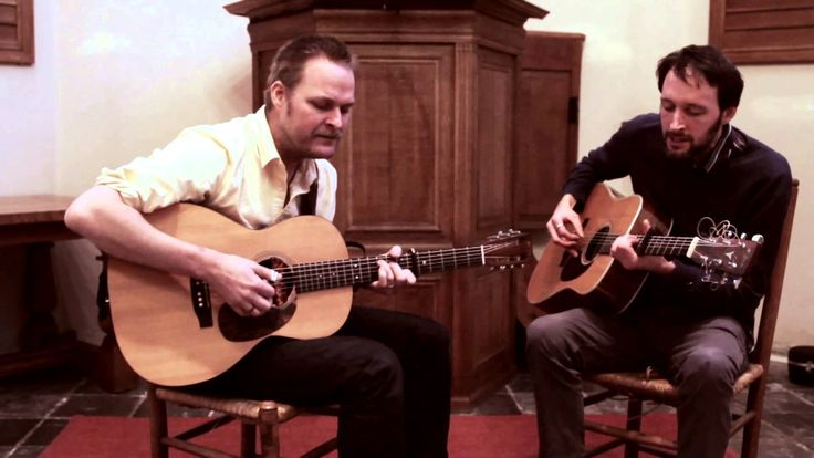 Hiss Golden Messenger and Alasdair Roberts - If I Needed You (In session...