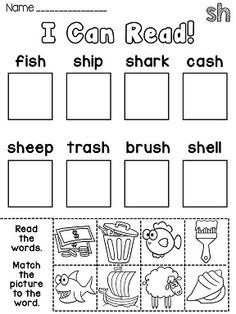 41 weeks of phonics worksheets that are so much fun! Each
