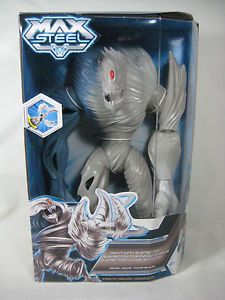 Max steel air elementor action figure big