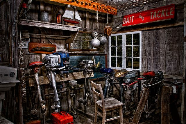 Old Town Bait &Tackle Shop at the South Florida Fair | Flickr - Photo Sharing!