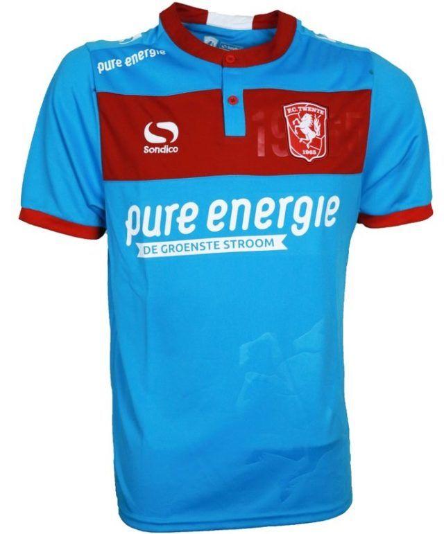 07a67734a9 FC Twente Sondico Kits 2018-19 - Todo Sobre Camisetas