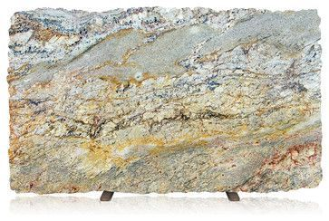 Typhoon Bordeaux Granite  kitchen countertops A little of this would go a long way. Might be too busy, but I like the colors