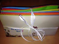 Swenja's kreatives Kopfkino ♥: Open when-Letters / Öffnen wenn-Briefe (DIY-Geschenk)