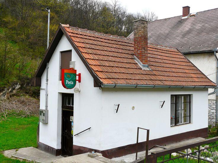 https://flic.kr/p/7Znp39 | Post Office - Bükk Mountains - Village of Répáshuta - Hungary | Post Office - Bükk Mountains - Village of Répáshuta - Hungary