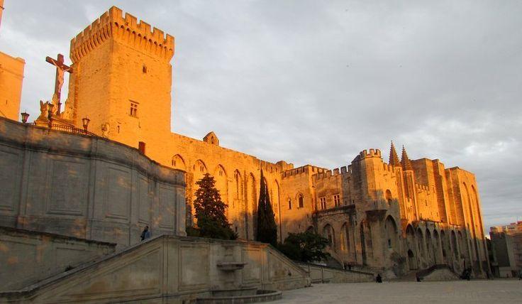 Visite insolite au cœur du palais des Papes à Avignon