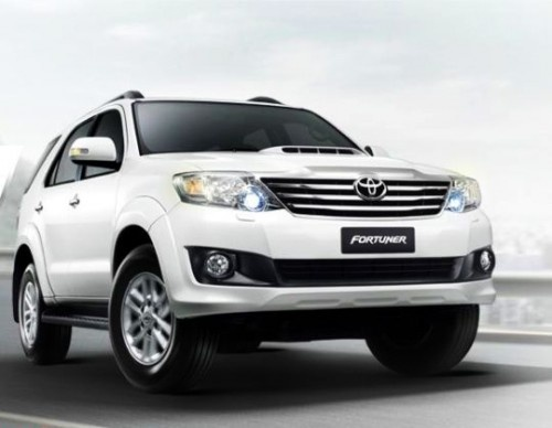 New Toyota Fortuner 2012 Release Date