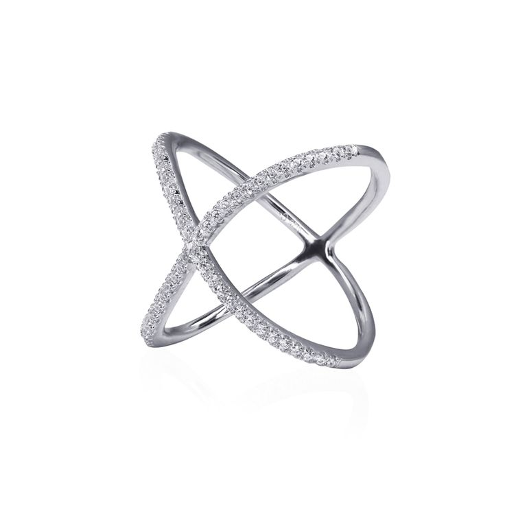 Crux ring from Millennium collection http://bit.ly/1zYYMJ5 #caratlondon #ring #fine #jewellery #fashion #musthave