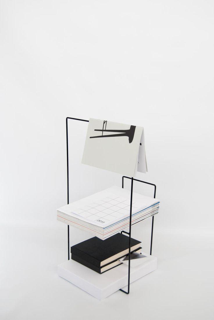 black, wire, magazine rack, home goods, decor