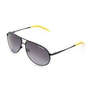 Gafas de Sol Carrera JUNIOR Acero Negro & Amarillo