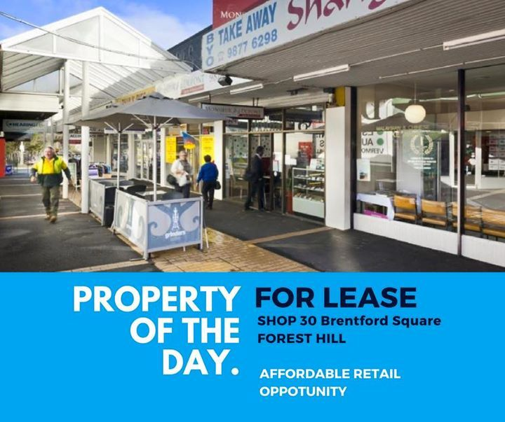 Our Property Of The Day is located among the Brentford Square Shopping Village on Canterbury Road join this popular shopping precinct anchored by Woolworths Dan Murphys and KFC.   Call Max Warren on 0488 296 892 or visit our website for details. #BellerCre #CRE #ausproperty