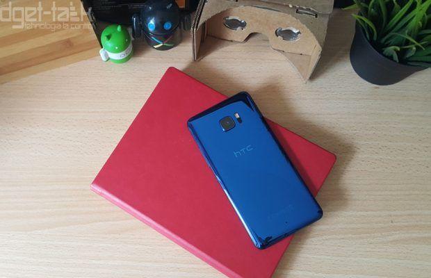 HTC U Ultra cu sticla de safir este foarte la zgarieturi (video)