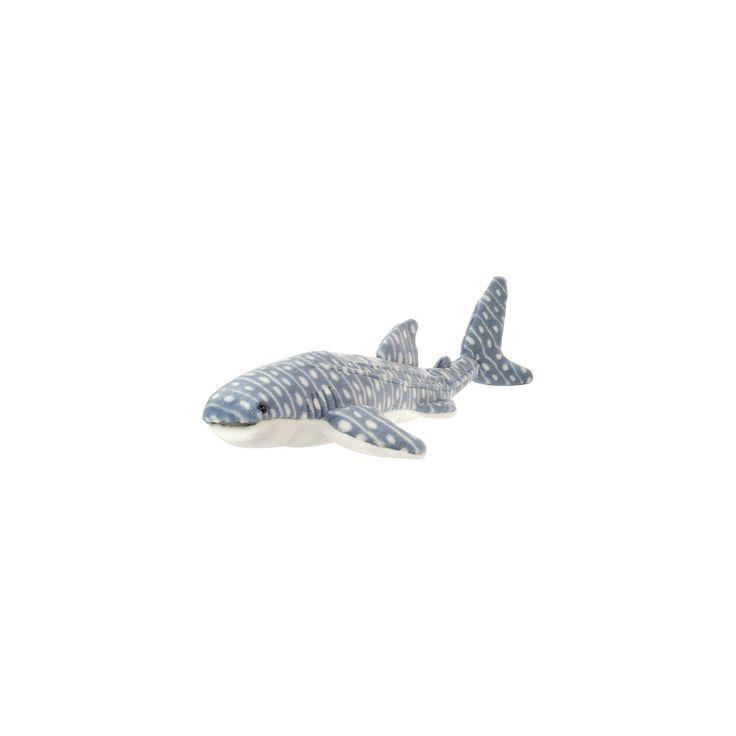 Boys' Whale Shark Stuffed Animal - Gray