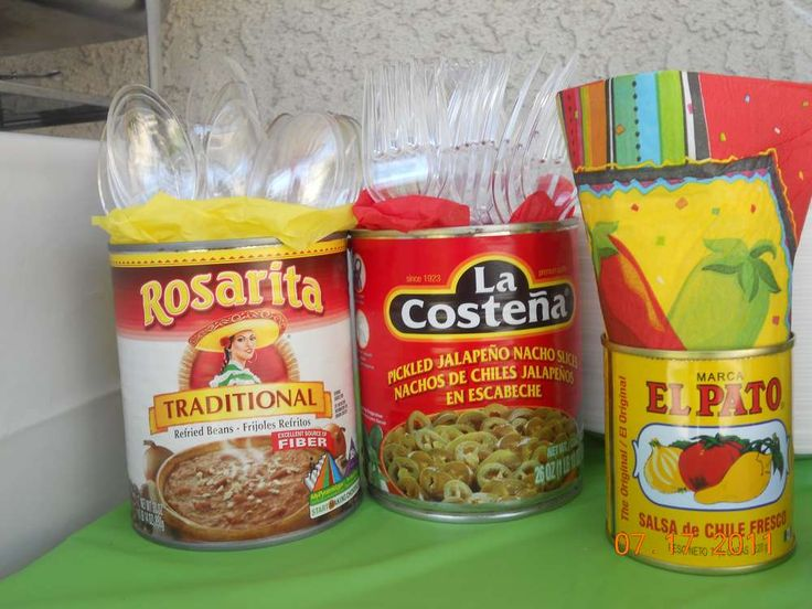 Mexican Fiesta Birthday Party Ideas | Photo 1 of 36 | Catch My Party