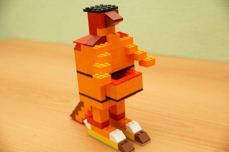 Кенгуру Лего